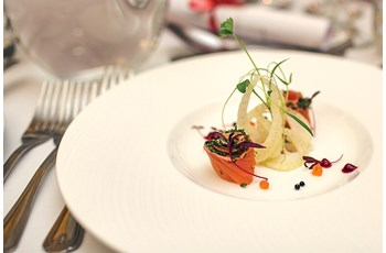 Tasting Dish from our Wine Tasting Evening
